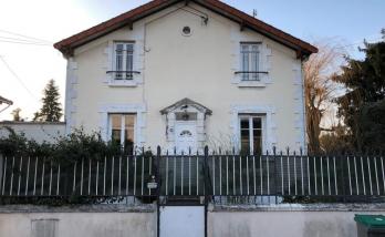 Maison avant pose de l'ITE (YERRES 91330)