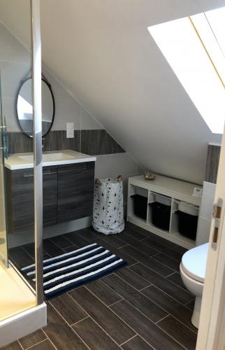 Nouvelle salle de bain (Montgeron 91230)