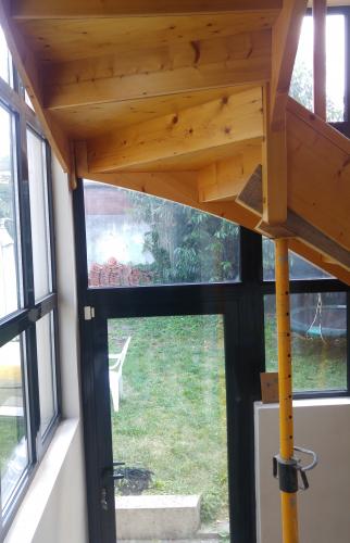 Ancien escalier (Montgeron 91230)
