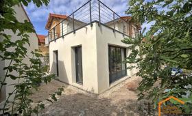Extension avec toit-terrasse (Draveil 91210)