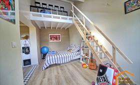 Chambre dans la surélévation (Crosne 91560)