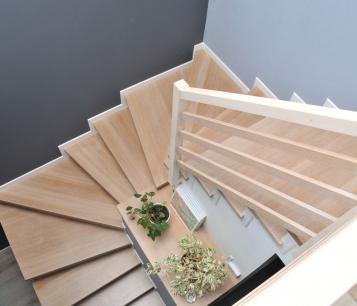 Escalier sur mesure ou classique