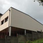 Extension de maison sur pilotis