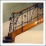 Draveil - Escalier en bois rénové